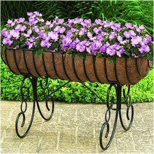 Horse Trough Floor Planter