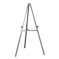 Triumph Display Easel - Gray Resin, Portable & Lightweight