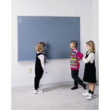 "<strong>Ghent</strong> Duroslate Chalkboard with Traditional 1/4"" Hardboard Backing"