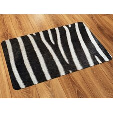 Zebra Decorative Mat