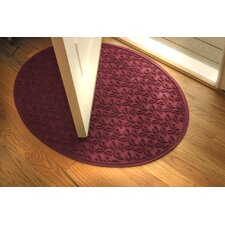 <strong>Bungalow Flooring</strong> Aqua Shield Dogwood Leaf Mat