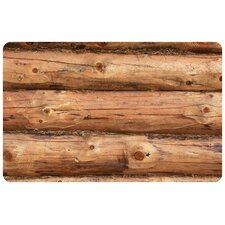Log Jammer Decorative Mat
