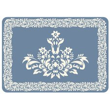 Falcon Crest Border Decorative Mat