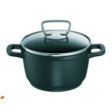 Black Betty i Stainless Steel Deep Casserole