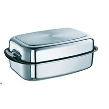 45.5cm Non Stick Stainless Steel Easy All Purpose Roaster