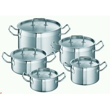 Profi-Line i 10 Piece Cookware Set