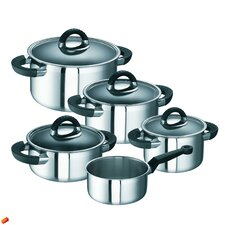 Black Betty i 9 Piece Cookware Set