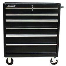 "36.6"" Wide 7 Drawer Bottom Cabinet"
