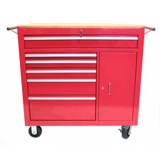 "40.7"" Wide 6 Drawer Bottom Cabinet"
