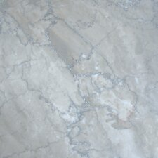 "SAMPLE - 12"" x 12"" Polished Marble Tile in Temple Grey"