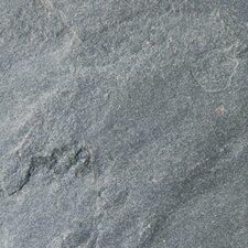 """16"""" x 16"""" Honed Quartzite Tile in Ostrich Grey"""