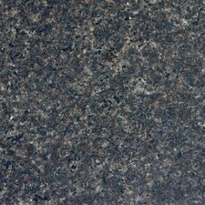 "12"" x 12"" Polished Granite Tile in Silver Pearl"