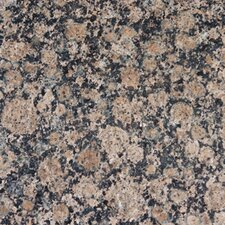 "12"" x 12"" Polished Granite Tile in Baltic Brown"