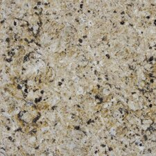 "18"" x 18"" Polished Granite Tile in New Venetian Gold"