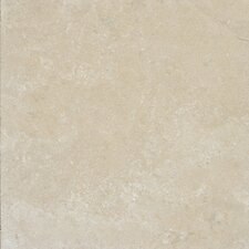 "<strong>MS International</strong> 12"" x 12"" Honed And Filled Travertine Tile in Tuscany Platinum"