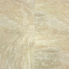 "Pietra Onyx 18"" x 18"" Porcelain Polished Floor and Wall Tile in High Gloss"