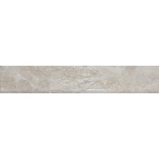 "18"" x 3"" Bullnose Tile Trim in High Gloss"