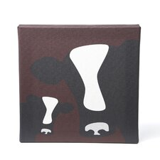 Animals Cows Stretched Canvas Art