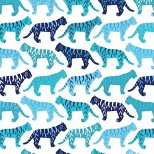 <strong>Avalisa</strong> Animal - Tiger Pattern Stretched Wall Art