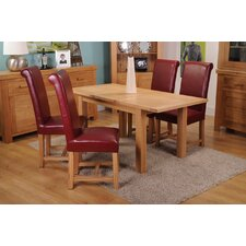 Oaken 5 Piece Dining Set