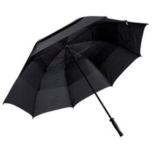 "62"" Black Windbuster Umbrella"