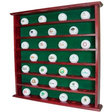 49 Ball Display Cabinet