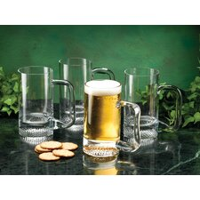 <strong>Golf Gifts & Gallery</strong> Golf Beer Mug (Set of 4)