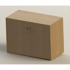 W3 2 Shelf Storage Cabinet
