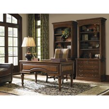 Breckenridge Castle Pines Leg Desk Office Suite