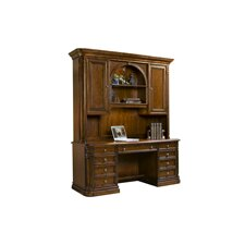 Winchester Credenza Desk with Storage