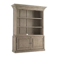 "Barton Creek Mount Bonnell 3 Shelf 92"" Bookcase"