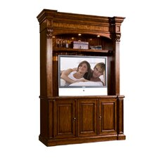 "Laredo 74"" Storage TV Stand with Deck"