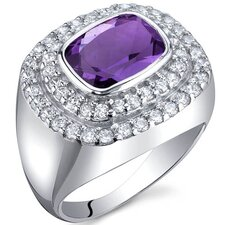 Extravagant Sparkle 1.75 Carats Ring in Sterling Silver