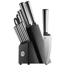 <strong>Ginsu</strong> Koden Series 14 Piece Cutlery Block Set