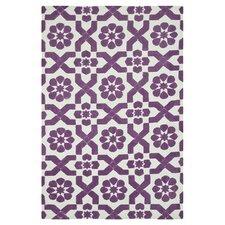 Piper Light Purple/Ivory Fairies Area Rug