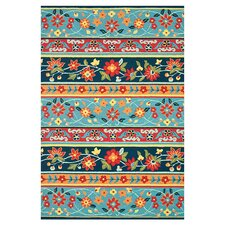 Francesca Blue/Multi Rug