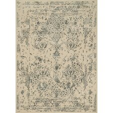 Journey Ant Ivory/Slate Outdoor Rug