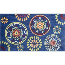 Isabelle Blue Area Rug