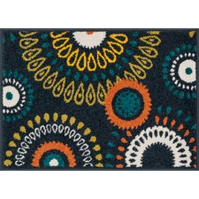 Terrace Navy/Multi Outdoor Rug