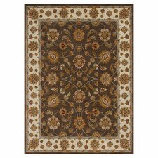 Maple Brown / Beige Rug
