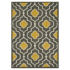 Brighton Grey/Gold Area Rug