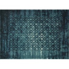 Journey Indigo Blue Rug