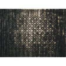 Journey Black / Tan Rug
