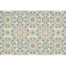 Francesca Ivory/Beige Florals Rug