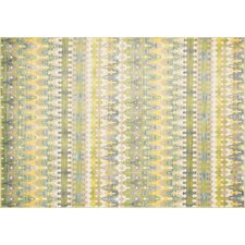 Madeline Green/Multi Stripe Rug