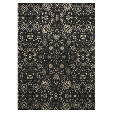 Journey Black / Silver Area Rug