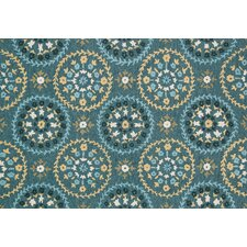 Juliana Teal/Gold Rug