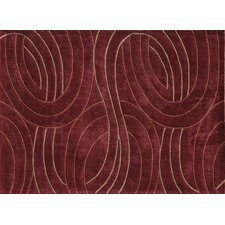 Grant Red Area Rug