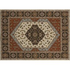 Maple Beige / Brown Rug