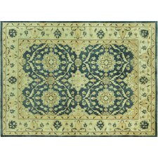 Vernon Estate Blue / Ivory Rug
